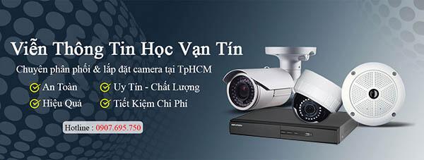 Viễn Thông Vạn Tín công ty chuyên cung cấp vàlắp đặt camera trọn gói giá rẻ