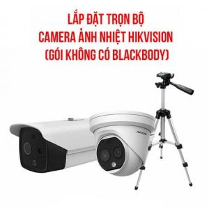 Trọn bộ Camera Ảnh Nhiệt Hikvision Gói Cơ Bản