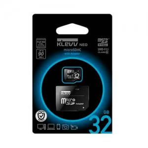 Thẻ nhớ camera giám sát MicroSD Klevv 32GB