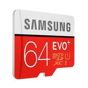 Thẻ nhớ MicroSDHC Samsung EVO Plus U1 64GB