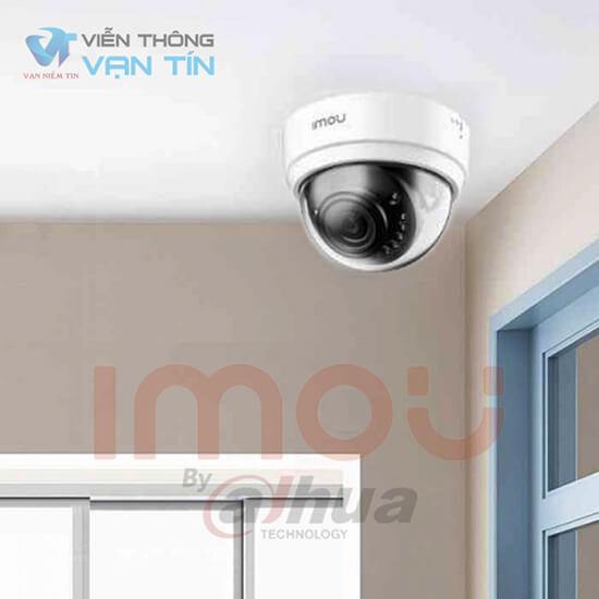 Dahua IPC-D22P-IMOU camera Dome IP wifi lắp đặt đơn giản