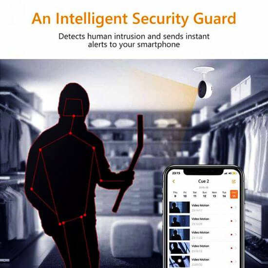 Dahua IPC-K22P-IMOU chống trộm hiệu quả