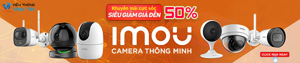 Camera iMOU giá rẻ, sale sốc 2020