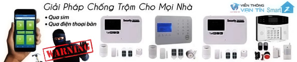 SmartZ Giải pháp an ninh báo động hiệu quả cho mọi nhà