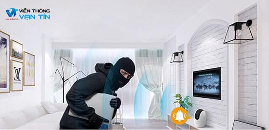 Camera Dahua IPC-A22EP-IMOU báo động chống trộm