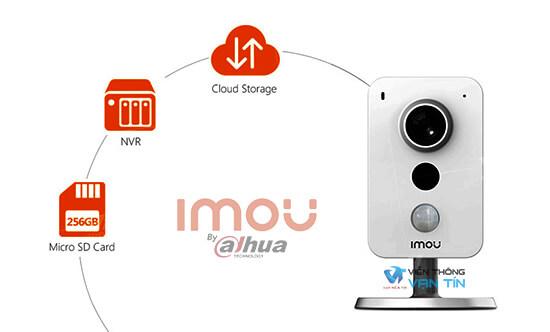 Camera IP Wifi IMOU Dahua IPC-K42P-IMOU Dung Lượng Lưu Trữ Lớn