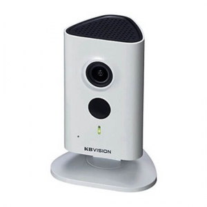 Camera Smart IP 1.3 Megapixel F2.3mm Kbvision KX-H13WN