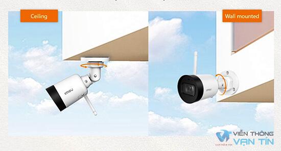 Camera Dahua IPC-G42P-IMOU lắp đặt linh hoạt