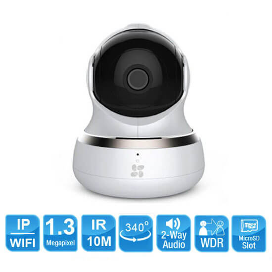 Camera IP Wifi EZVIZ C6B CS-CV240-B0-21WFR