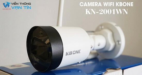 Review Camera IP Wifi 2.0 Megapixel KBVISION KBONE KN-2001WN