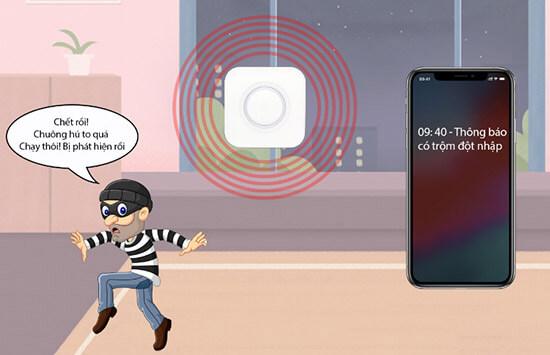 SmartZ I5 chống trộm hiệu quả 24/24