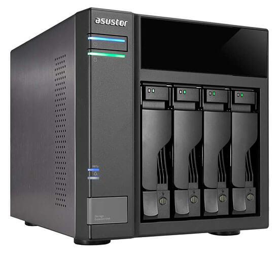 Asustor AS6004U NAS Storage Capacity Expander