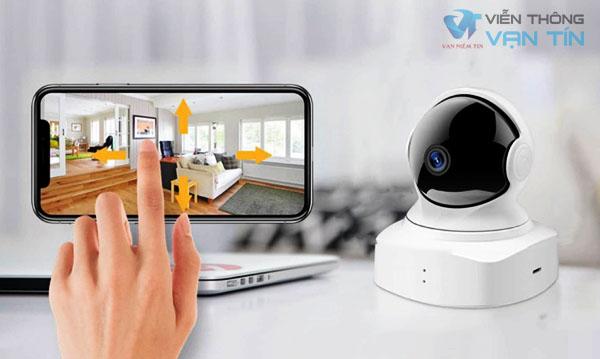 camera wifi lắp đặt xem qua mạng