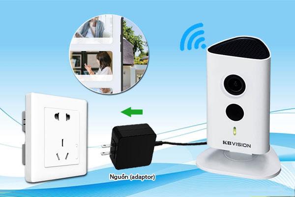 Tiến hành lắp đặt camera Ip Wi-Fi quan sát qua mạng