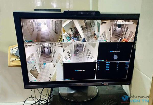 Cài đặt camera quan sát trên PC cho khách hàng