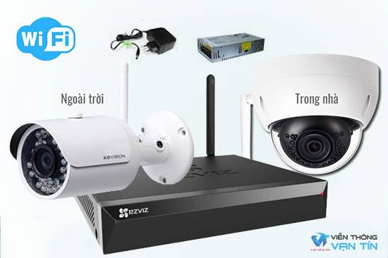 Hệ Thống Camera IP Cơ Bản Gồm Có Những Thiết Bị Gì?