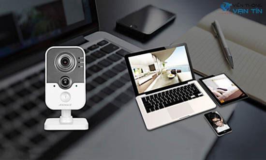 Camera Wifi 5.0 Megapixel Hikvision DS-2CD2455FWD-IW quan sát qua mạng