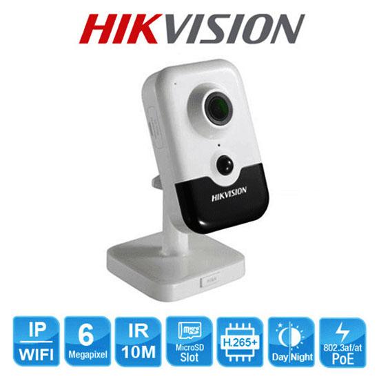 Hikvision DS-2CD2463G0-IW Camera Wifi Cube Tính Năng Hiện Đại