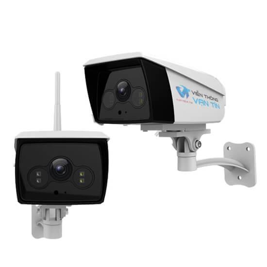 Camera IP Wifi Ngoài Trời 2.0 Megapixel EbitCam EB03
