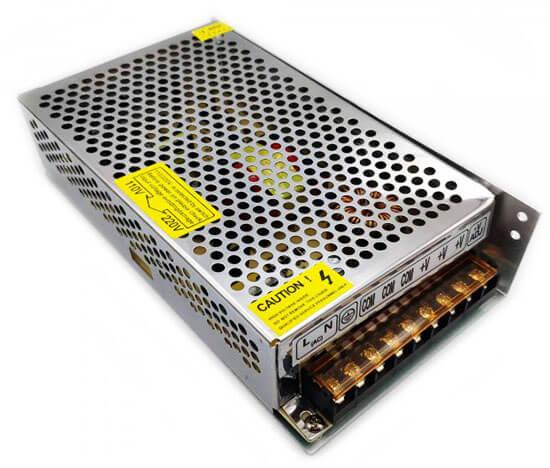 Nguồn camera quan sát, nguồn tổ ong 24v 10a-Q3CB