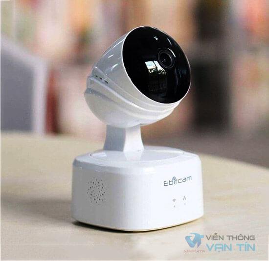 Review Camera IP Wifi EBITCAM E2X giá rẻ