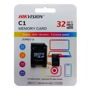 Thẻ Nhớ 32gb Hikvision HS-TF-C1(STD)/32G
