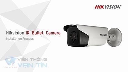 Mẫu Camera Bullets hình chữ nhật
