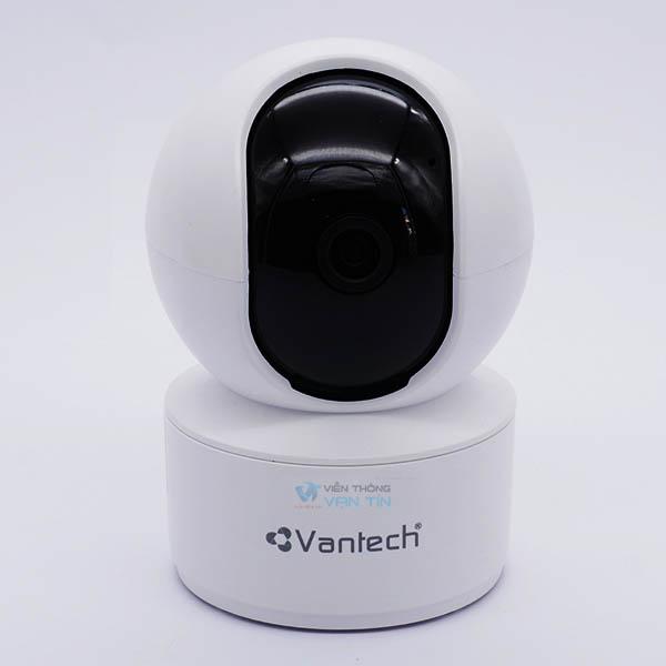 Review Camera AI Wifi 4MP Pan/Tilt Robot VANTECH AI-V2010C