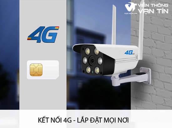 Camera 4G Ngoài Trời SmartZ IS10