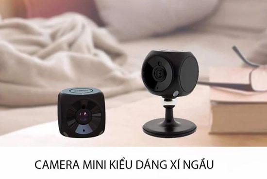 Camera Wifi Mini SmartZ SIPC310 Thiết Kế Lạ Mắt