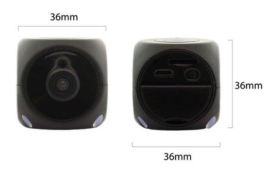 Kích Thước Camera Wifi Mini SmartZ SIPC310