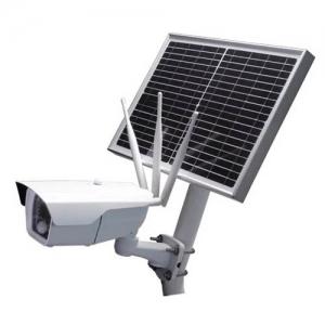 Camera Wifi 4G Tích Hợp Năng Lượng Mặt Trời SmartZ IS09
