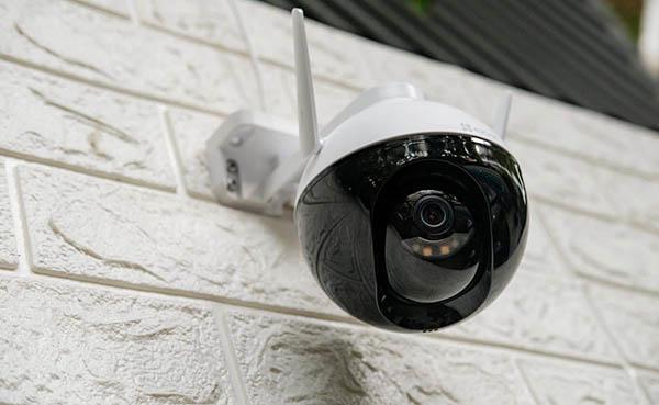 Camera IP Wifi EZVIZ C8C 1080P Lắp Đặt Đơn GIản