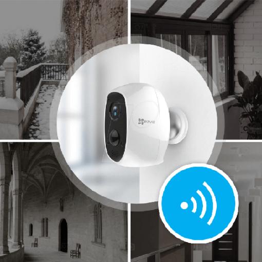 Camera IP Wifi Ezviz CS-C3A 1080p A0-1C2WPMFBR Bắt Sóng Khỏe
