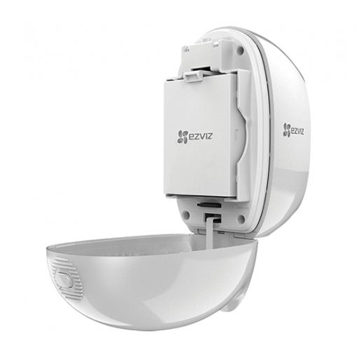 Camera IP Wifi Ezviz CS-C3A 1080p A0-1C2WPMFBR Dùng Pin Tiện Dụng