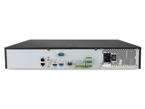 Mặt sau Đầu ghi hình IP 16 Kênh DS-7716NI-E4