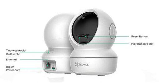 Chi tiết kỹ thuật Camera IP Wifi Ezviz C6N-1080p