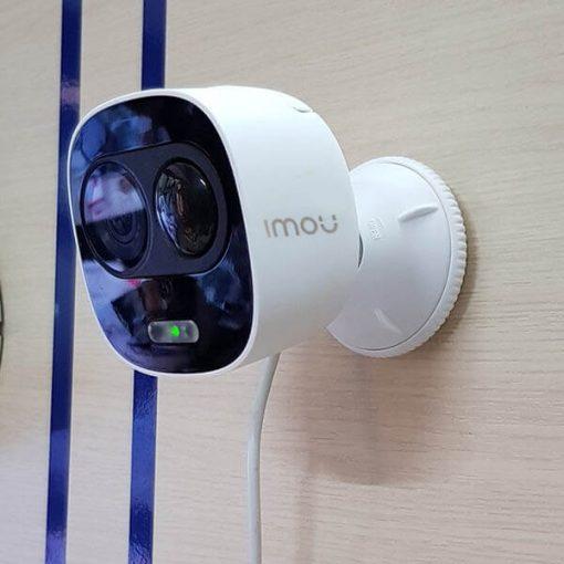 Camera IP Wifi Dahua IMOU LOOC IPC-C26EP Lắp Đặt Dễ Dàng