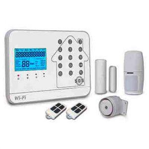 bộ báo động không dây WinTech W-GSM99