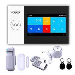 SmartZ GW05 Bộ Báo Động Chống Trộm Cao Cấp Qua WIFI/SIM