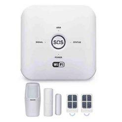 SmartZ GW03 Bộ Báo Động Chống Trộm WIFI/Sim GSM Giá rẻ