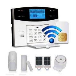 Bộ Thiết Bị Chống Trộm Dùng SIM/WIFI /PTSN SmartZ GP05W
