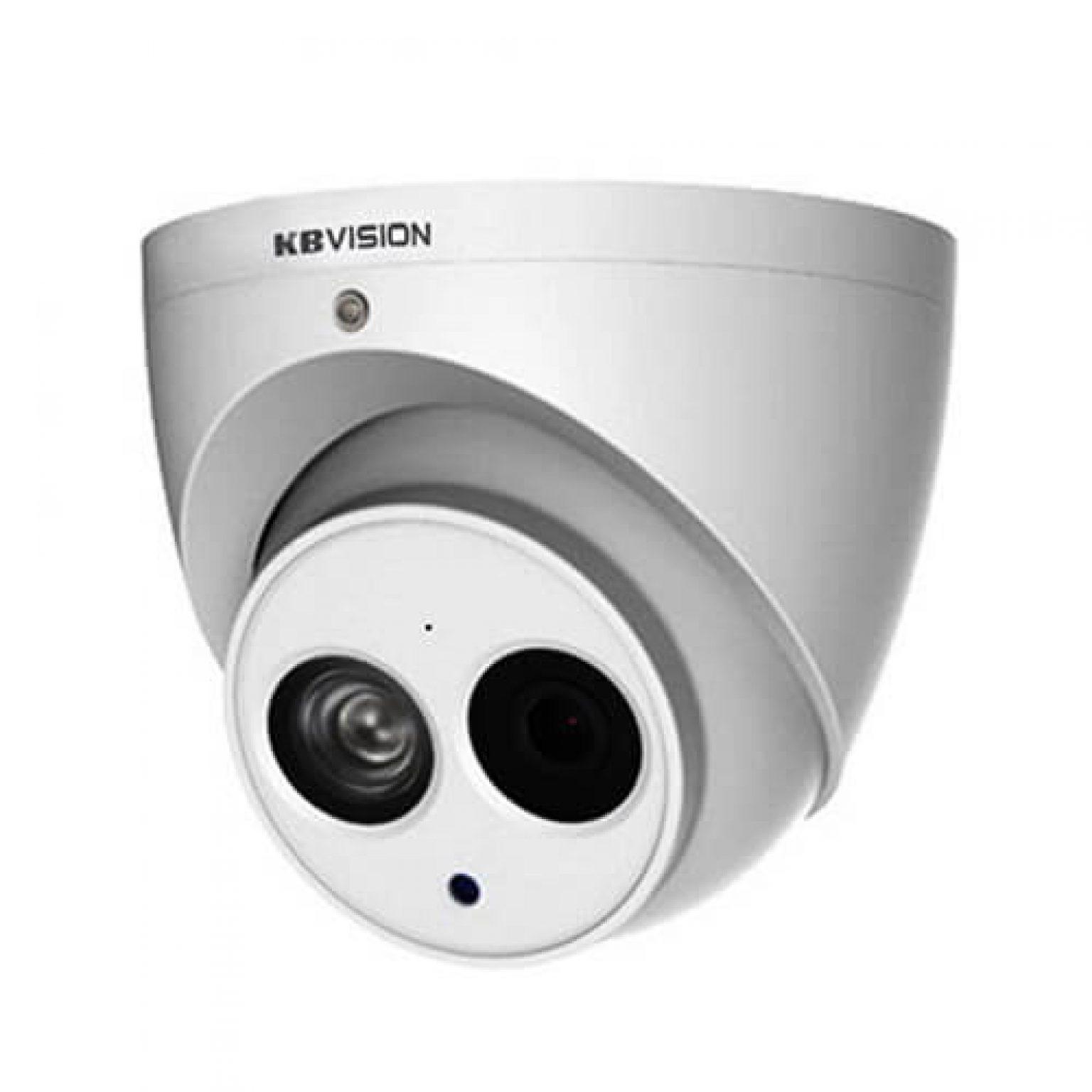 Camera Dome Kbvision KX-C2004CA HDCVI Hồng Ngoại 2MP Giá Rẻ