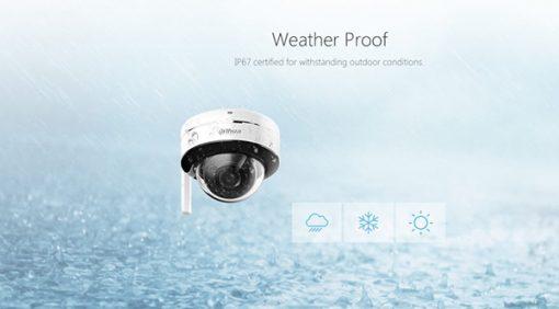 Camera IP Wifi Dahua IPC-D26P-IMOU chống nước hoàn hảo
