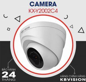 Camera KBVISION KX-Y2002C4 Thiết Kế Đẹp