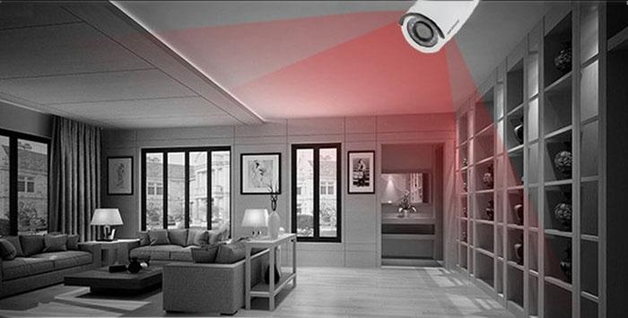 Camera Quan Sát Hikvision DS-2CE16B2-IPF Hồng Ngoại Nhìn Đêm 24/24