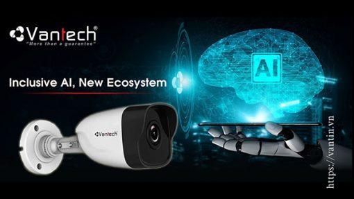 Camera AI Bullet IP Vantech VP-2390BP Tính Năng Hiện Đại