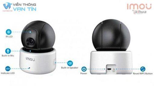 Camera Wifi Robot Dahua IPC-A12EP-IMOU Đàm Thoại 2 Chiều