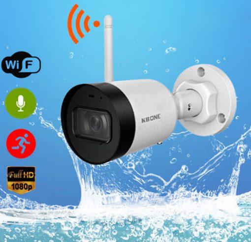 Camera WIFI KBVISION KBONE KN-4001WN Chống Nước Hoàn Hảo