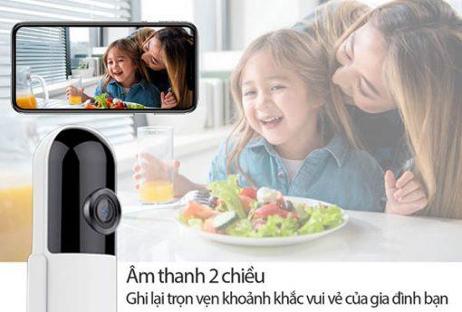 Camera IP Wifi SmartZ FA Đàm Thoại 2 Chiều Thông Minh